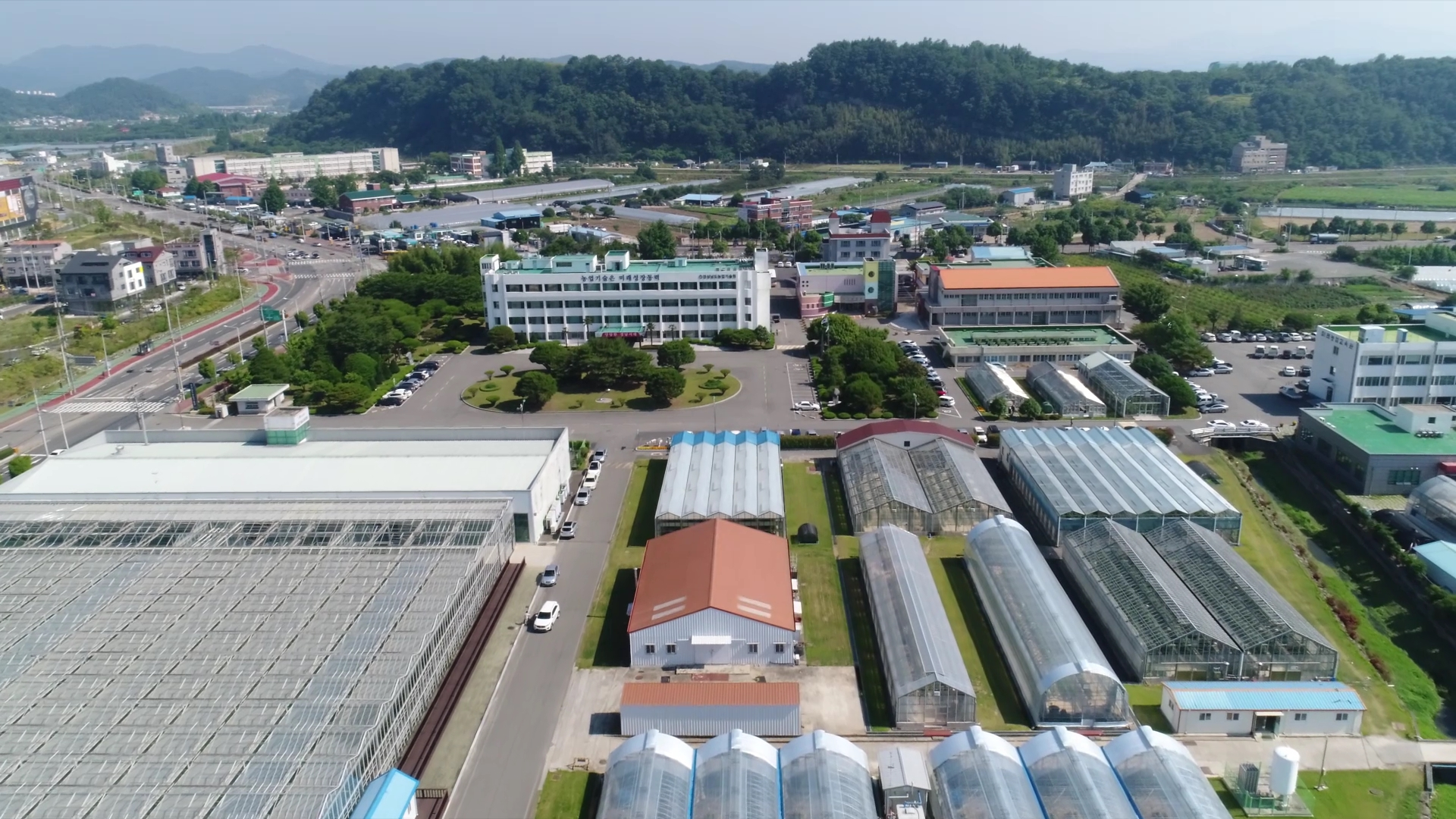 지속가능한 양파산업 생산비 절감 연구박차